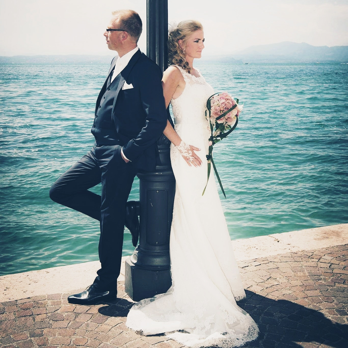 Lazise bruiloft