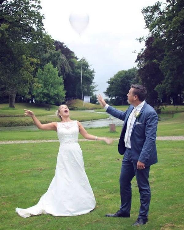 Stania State bruidspaar