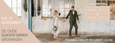 Deelnemer trouwbeurs Groningen