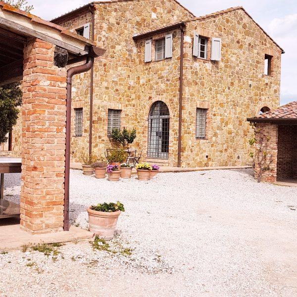 Toscaanse trouwaccommodatie
